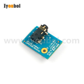 Audio Jack with PCB Replacement for Motorola ET1