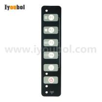 P1, P2, Power key Overlay replacement for Motorola Symbol VC70N0