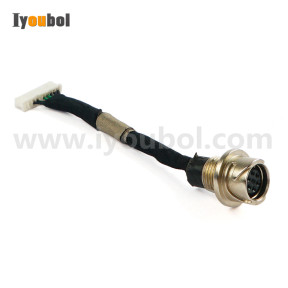 Power Connector Replacement for Motorola Symbol VC70N0