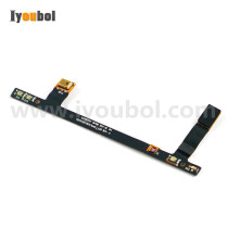 LED, Microphone Flex Cable Replacement for Motorola ET1