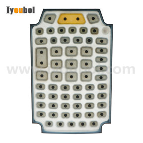 Keypad (59-Key) Replacement for Psion Teklogix Omnii XT15, 7545 XA, XT10, 7545 XV