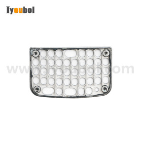 Keypad Metallic Bezel (QWERTY) Replacement for Intermec CN3