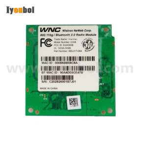 Wifi Bluetooth Card Replacement for Intermec CN3 CN3E, CN3F (DHIB)