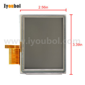 LCD with Touch (Digitizer) for INTERMEC CN3