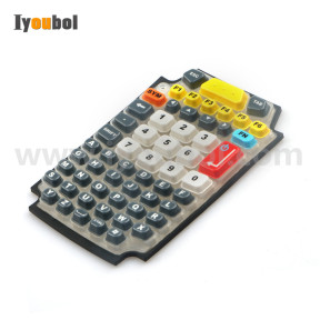 Keypad (58-Key) Replacement for Psion Teklogix Omnii XT15, 7545 XA, XT10, 7545 XV