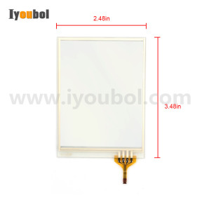 Touch Screen Digitizer (1st Version) for Psion Teklogix Omnii XT15, 7545 XA,XT10, 7545 XV