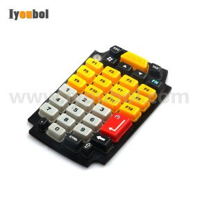 Keypad (34-Key, Numeric 123) for Psion Teklogix Omnii XT15, 7545 XA, XT10, 7545 XV