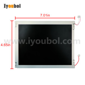 LCD Module ( TM121SV-A02 ) Replacement for Intermec CV60