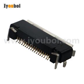 Female SMD/SMT I/O Connector (16 Pins) for Intermec 700C 740 741 750 751 760 761