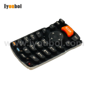 28-Key Keypad Replacement for Honeywell Dolphin 5100