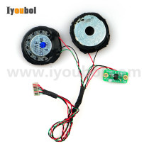 Speaker Replacement without cable Replacement for Intermec CK70