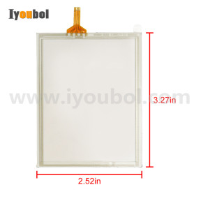 Touch Screen Digitizer Replacement for Intermec CK3R CK3X