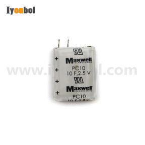 Capacitor (PC10, 10F, 25V) Replacement for Intermec CK31