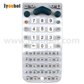 Keypad Replacement (52 Keys) for Intermec CK30