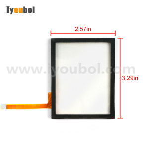 TOUCH SCREEN (Digitizer) Replacement for Intermec CK31 CK32