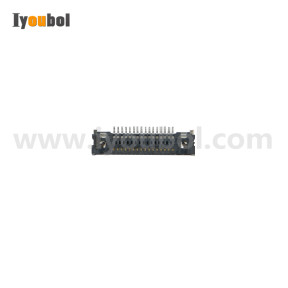 Sync+Charging Connector for Intermec CN4 CN4E