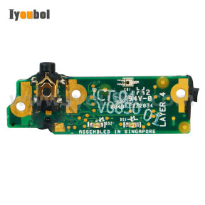 Audio PCB Replacement for Intermec CK60