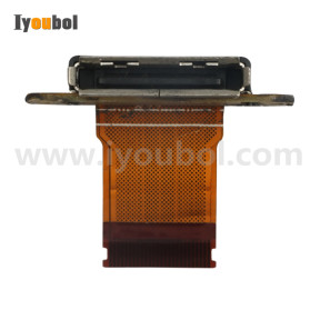 Sync & Charge Connector with Flex Cable for Intermec CN70