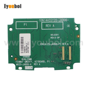 Keypad PCB (QWERTY) Replacement for Intermec CN50