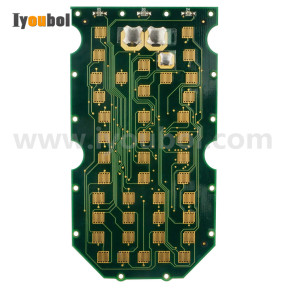 Keypad PCB (42-KEYS) Replacement for Intermec CK32