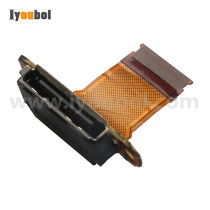 Sync & Charge Connector with Flex Cable for Intermec CK3 CK3R CK3X