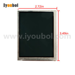 LCD Module Replacement for Intermec CK60, CK61