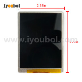 LCD (2nd Version) Module Replacement for Intermec CK70, CK71, CK75
