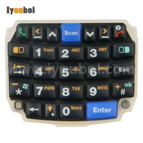 Keypad (Numeric) Replacement for Intermec CS40