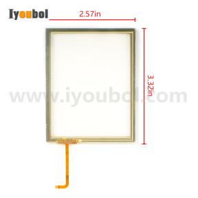 Touch Screen (long flex version) Replacement for Intermec CN70 CN70E