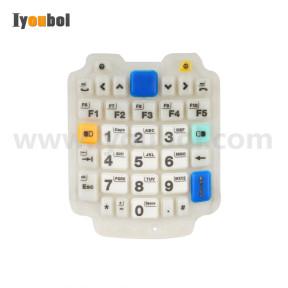 Keypad (Numeric 123, Black dot) Replacement for Intermec CN70E