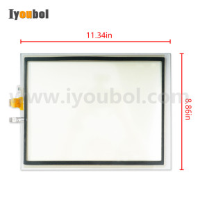 Touch Screen(Heated version)Replacement for Intermec CV60