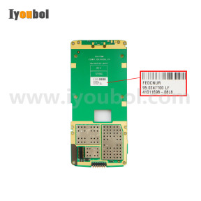 Motherboard Replacement for Intermec CN50