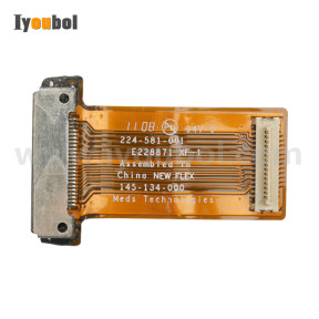 Sync & Charge Connector with Flex Cable for Intermec CK60 CK61