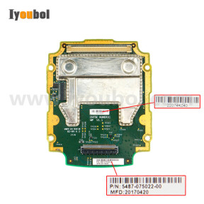 Keypad PCB (NUMERIC) Replacement for Intermec CN70