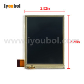 LCD TOUCH (Digitizer) for Honeywell Dolphin 6510 (for Truly version)