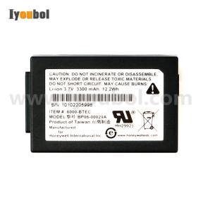 Battery (3300mAh)for Honeywell Dolphin 6500 / BP06-00029A