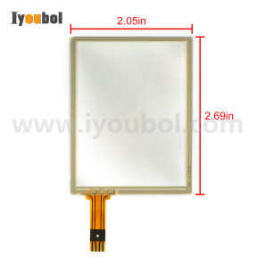 TOUCH SCREEN (Digitizer) Replacement Honeywell Dolphin 7600