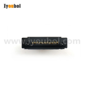 I/O Cradle Connector (for 6100-HB Cradle) for Honeywell Dolphin 6100