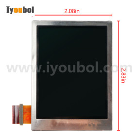 LCD Module Replacement for Honeywell Dolphin 6100 (TD028THED1)
