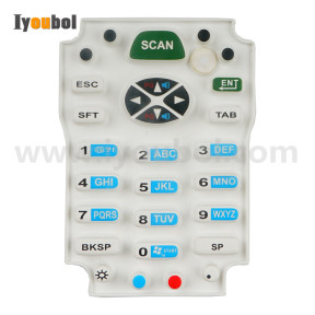 Keypad (29-Key) Replacement for Honeywell Dolphin 7600