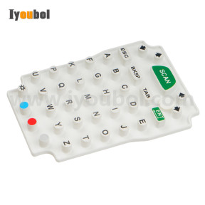 Keypad (38-Key) Replacement for Honeywell Dolphin 7600EP