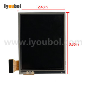 LCD Module with Touch Replacement for Honeywell Dolphin 6500 (TD035STED7)