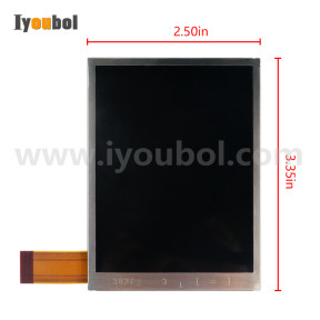 LCD Moudle Replacement for Honeywell Dolphin 7800