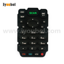 Keypad (28-Key) Replacement for Honeywell Dolphin 6510