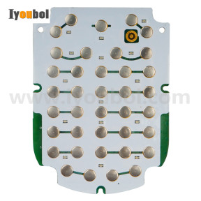 Keypad PCB (38-Key) Replacement for Handheld Honeywell Dolphin 7600EP