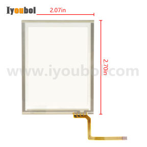 Touch Screen Digitizer (L Type) for Honeywell Dolphin 6100