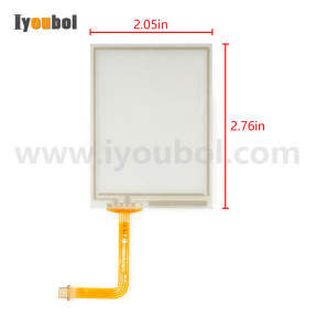 Touch Screen Digitizer Replacement for Honeywell Dolphin 60S