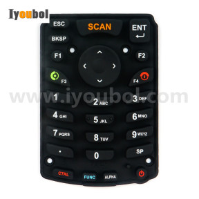 Keypad (25-Key) Replacement for Honeywell Dolphin 6110