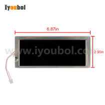 LCD Module (Color, SX16H006) Replacement for Honeywell LXE VX3X