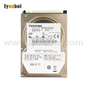 Hard disk (capacity:80GB )for Honeywell LXE Thor VX9